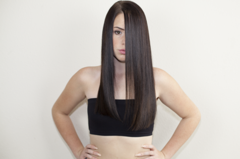 Haircut in Richardson, TX for long, straight hair