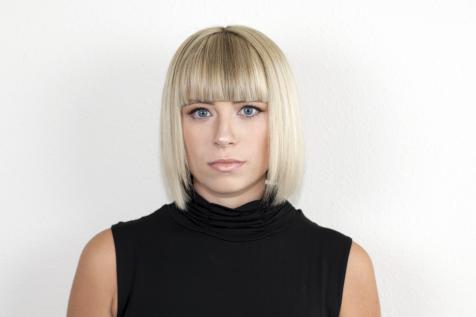 Haircut in Allen TX, for women, short hair with bangs